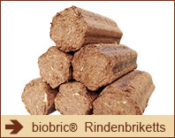 biobric© Rindenbriketts